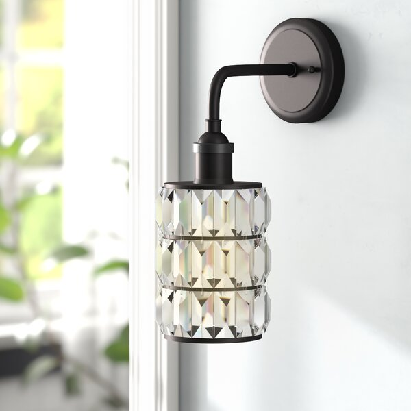 Baxley 1 Light Bath Sconce [Laurel Foundry Modern Farmhouse]