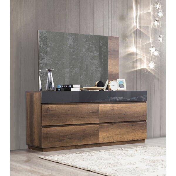 Buy Cheap Leflore 7 Drawer Double Dresser