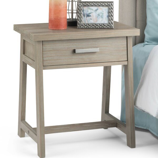 Ine 1 Drawer Nightstand by Birch Lane™ Heritage