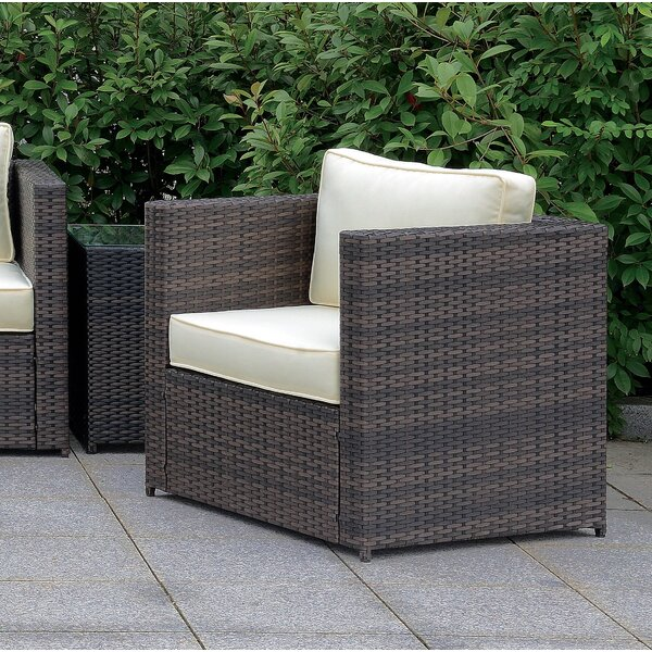 Morrell Patio Chair by Ebern Designs