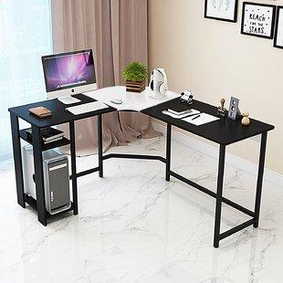 Pridemore L-Shape Computer Desk