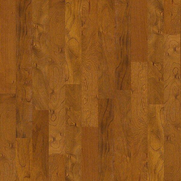Alpine 5 Engineered Kupay Hardwood Flooring in Donald by Shaw Floors