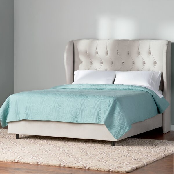 Altjira Upholstered Standard Bed by Willa Arlo Interiors