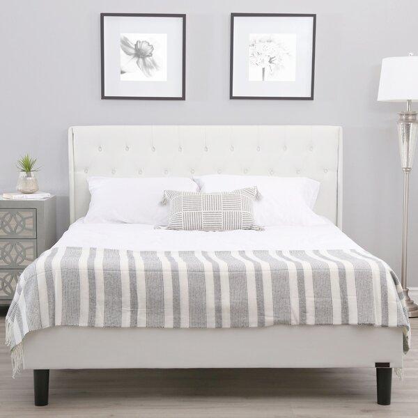 Palethorp Upholstered Platform Bed by Alcott Hill