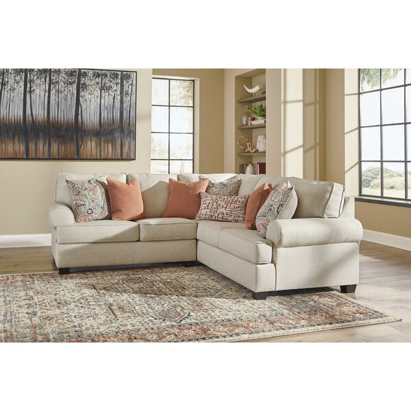 Esparza Sectional By Canora Grey