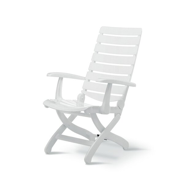 Allan 16 Position High Back Chair by Rosecliff Heights