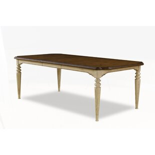 Daniella Extendable Wood Dining Table