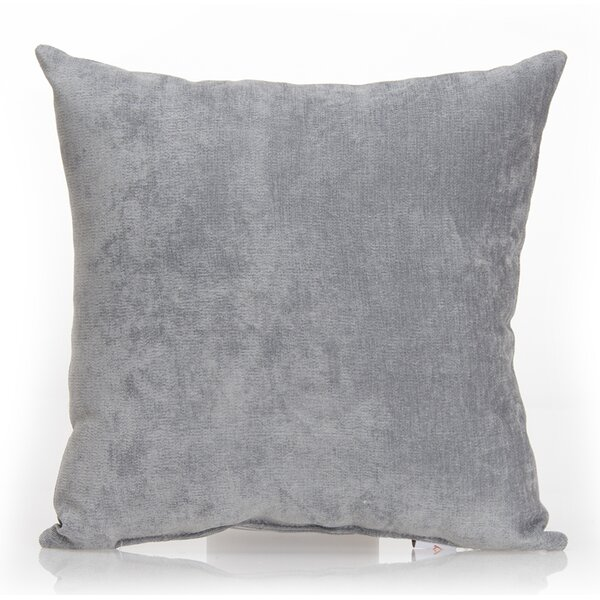Swizzle Cotton Throw Pillow by Sweet Potato by Glenna Jean
