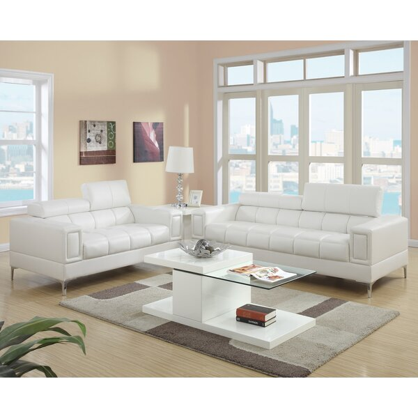 #2 Ankeny 2 Piece Living Room Set By Orren Ellis New