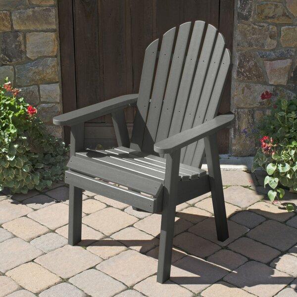 Deerpark Plastic Adirondack Chair by Longshore Tides Longshore Tides