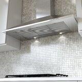 24 600 CFM Convertible Wall Mount Range Hood byXO Appliance