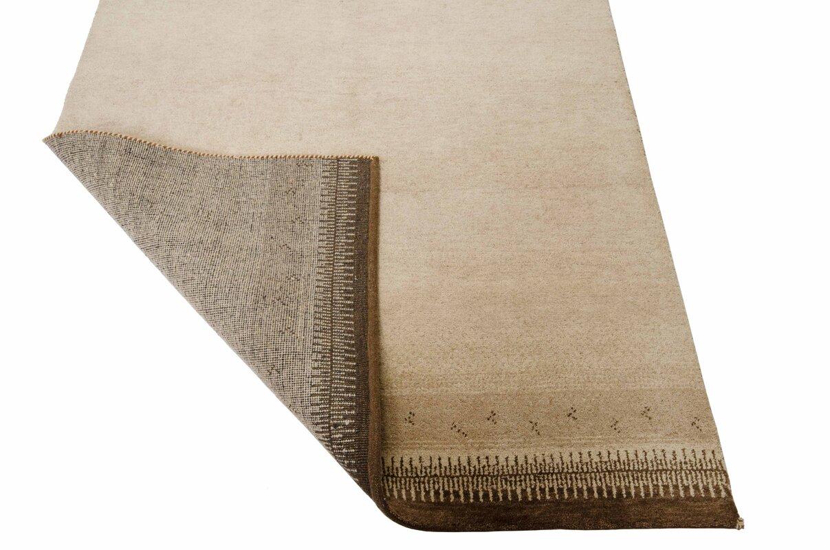 parwis handgefertigter teppich indo gabbeh chenar in braun bewertungen. Black Bedroom Furniture Sets. Home Design Ideas