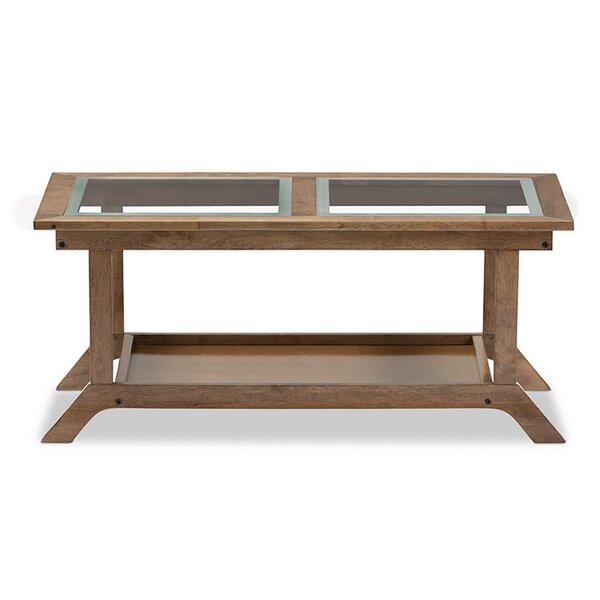 Rowan Modern Coffee Table by Winston Porter