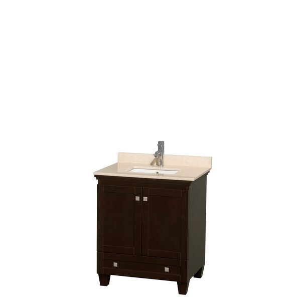 Acclaim 30 Single Bathroom Vanity Set by Wyndham Collection