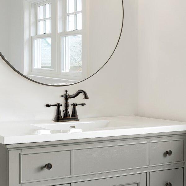 Oakmont Centerset Bathroom Faucet