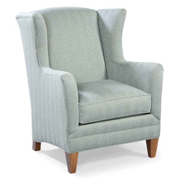 Mead Wingback Chair by Fairfield Chair