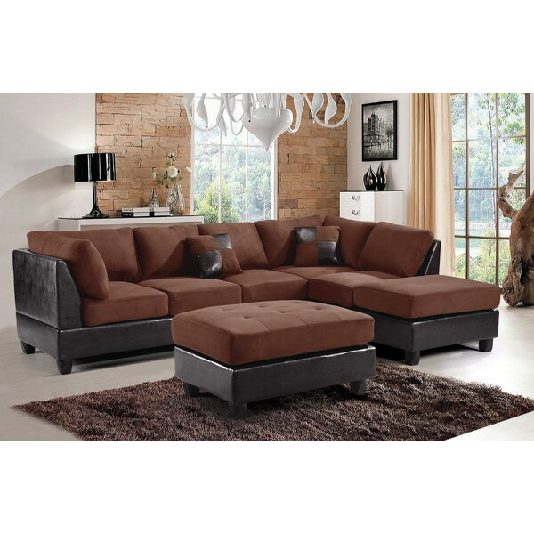 Schulte Sectional by Winston Porter