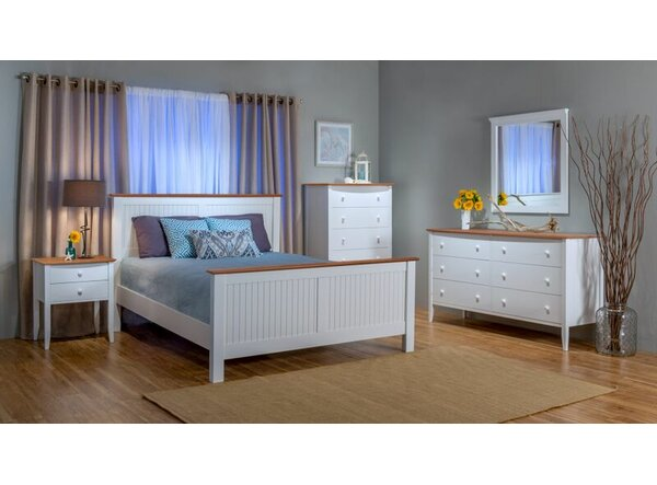Miers Panel Configurable Bedroom Set by August Grove