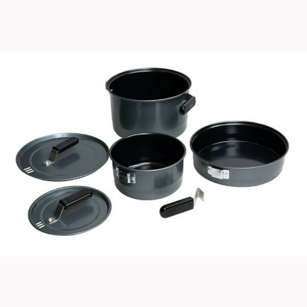 Family 6-Piece Cookware Set by Coleman