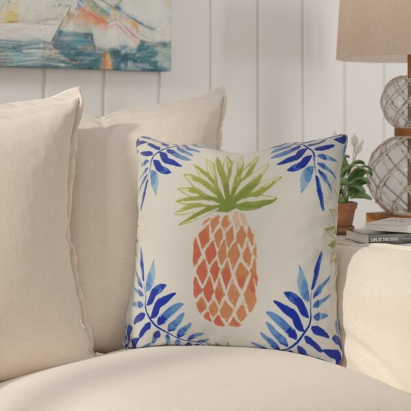 Thirlby Outdoor Throw Pillow by Beachcrest Home