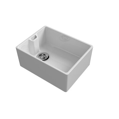 Ceramic Kitchen Sinks You Ll Love Wayfair Co Uk