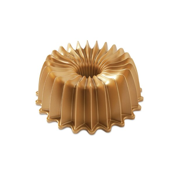 Non-Stick Round Brilliance Bundt Cake Pan by Nordic Ware