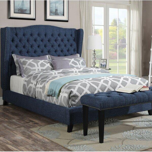 Sunny Platform Bed by A&J Homes Studio