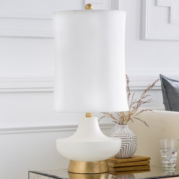 Atoll Updated Traditional 26.5 Table Lamp by Mercer41