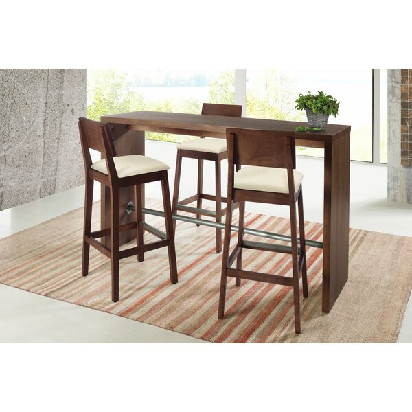 Gourmet 3 Piece Counter Height Pub Table Set by Artefama