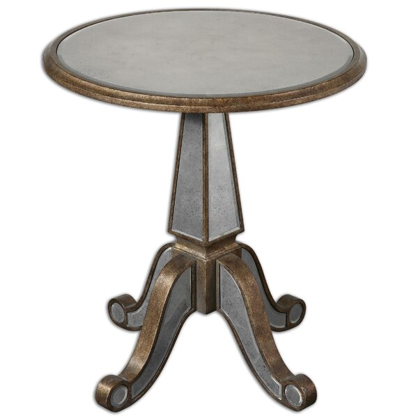 Brylee End Table by Rosdorf Park