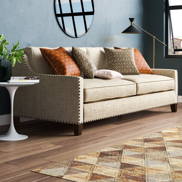 Modern Collection Cusson Sofa by Brayden Studio by Brayden Studio