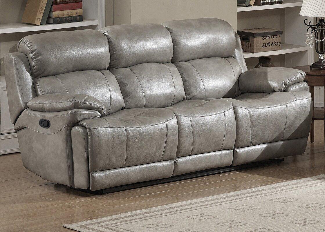 estella reclining sofa