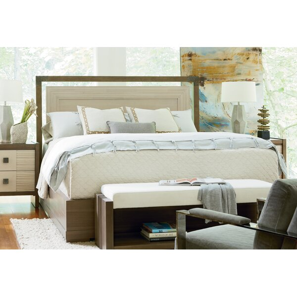 Simpson Standard Bed by World Menagerie