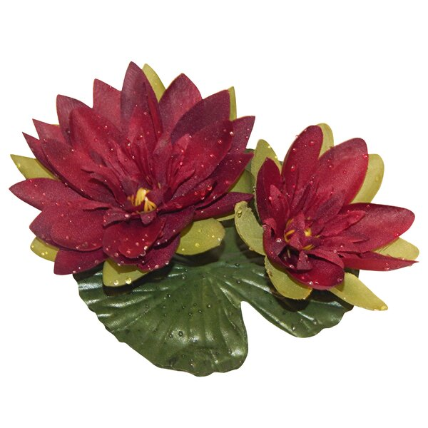 Floating Water Lily (Set of 3) by Andover Mills