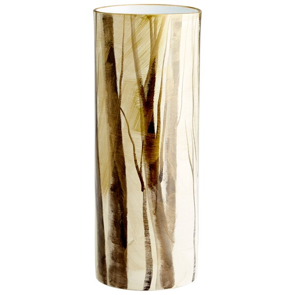 Woods Floor Vase by Cyan Design