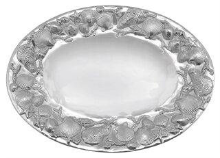 Seaside Oval Platter by Mariposa