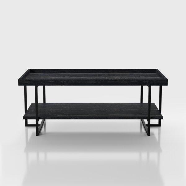 Fatululik Frame Coffee Table With Storage By Brayden Studio