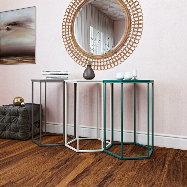 Park Ave End Tables (Set of 3) by CosmoLiving by Cosmopolitan