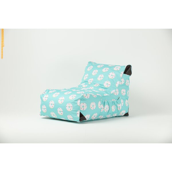 Paola Donut Bean Bag Lounger by Ove Decors