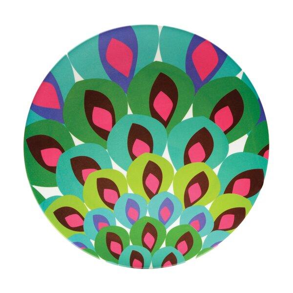 Gala Melamine Round Platter by French Bull