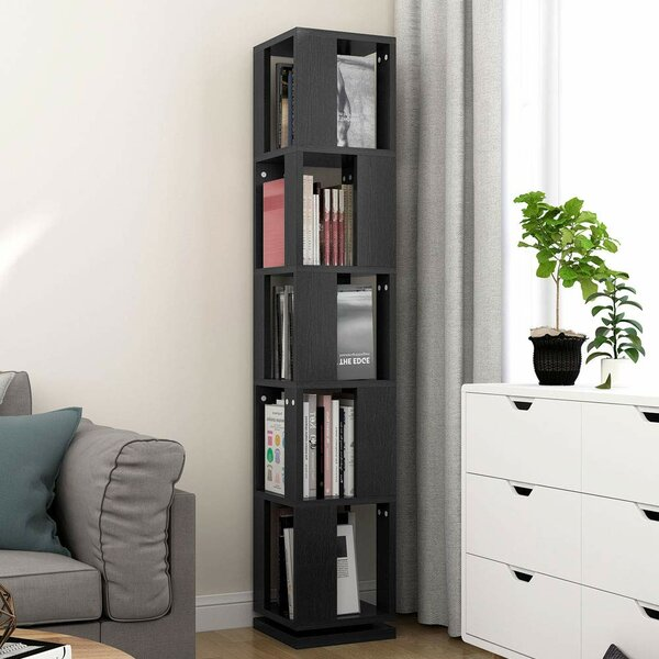Salerna Cube Bookcase By Wrought Studio