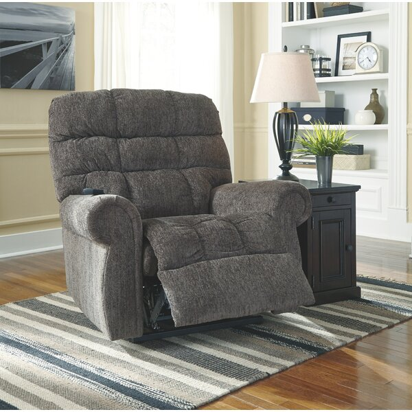 Battersby Power Lift Assist Recliner by Red Barrel Studio