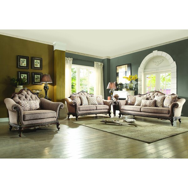 Chorleywood Configurable Living Room Set by Astoria Grand