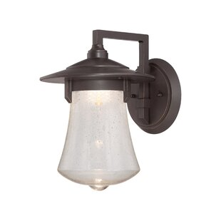 Reviews Paxton 1-Light Outdoor Barn Light By Designers Fountain