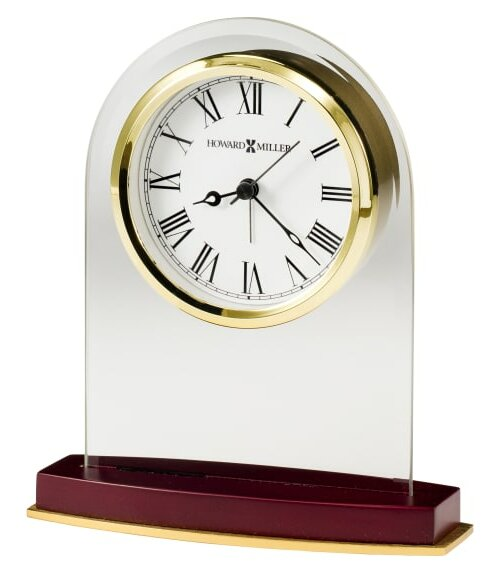 Anson Table Clock by Howard Miller®