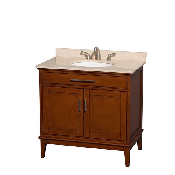 Hatton 36 Single Bathroom Vanity Set by Wyndham Collection