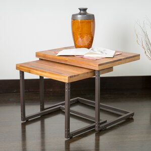 Briony 2 Piece Nesting Tables by Williston Forge