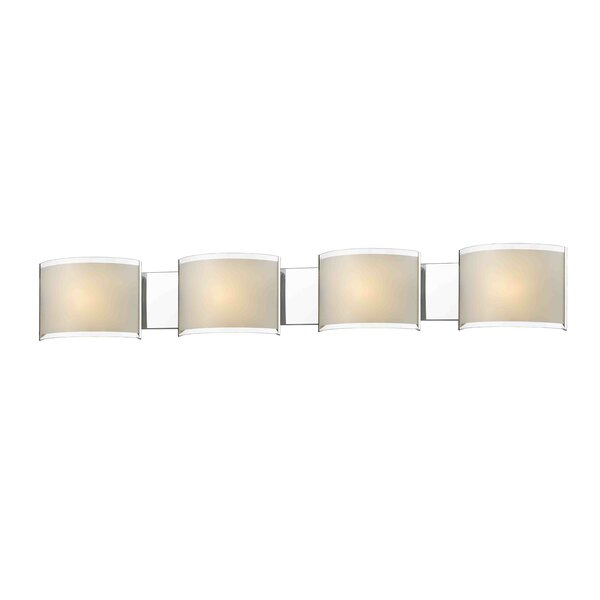Baham 4-Light Bath Bar by Orren Ellis