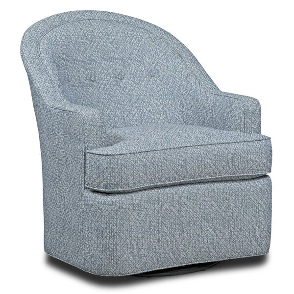Scott Swivel Armchair by Fairfield Chair