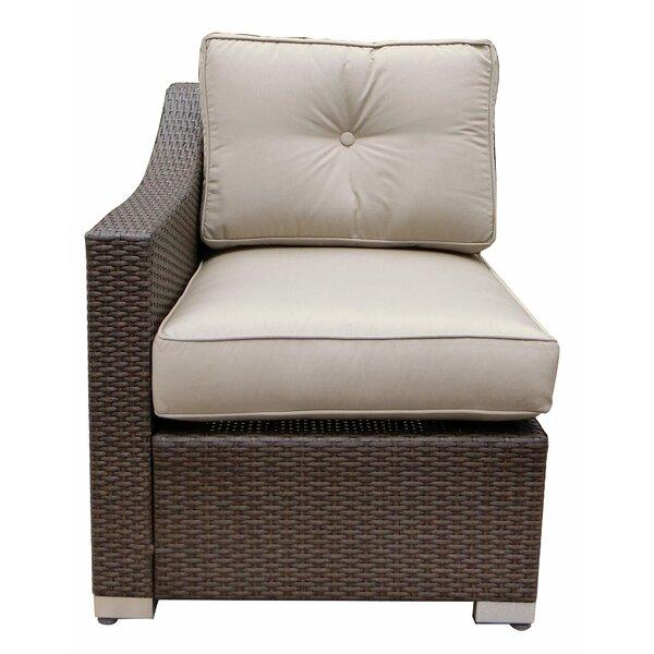 Hasan Right Arm Single Chair with Cushion by Brayden Studio Brayden Studio